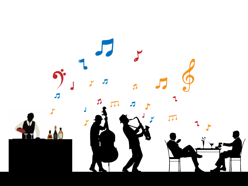 live music in locale bolognese
