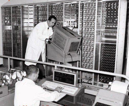 Computer anni 60