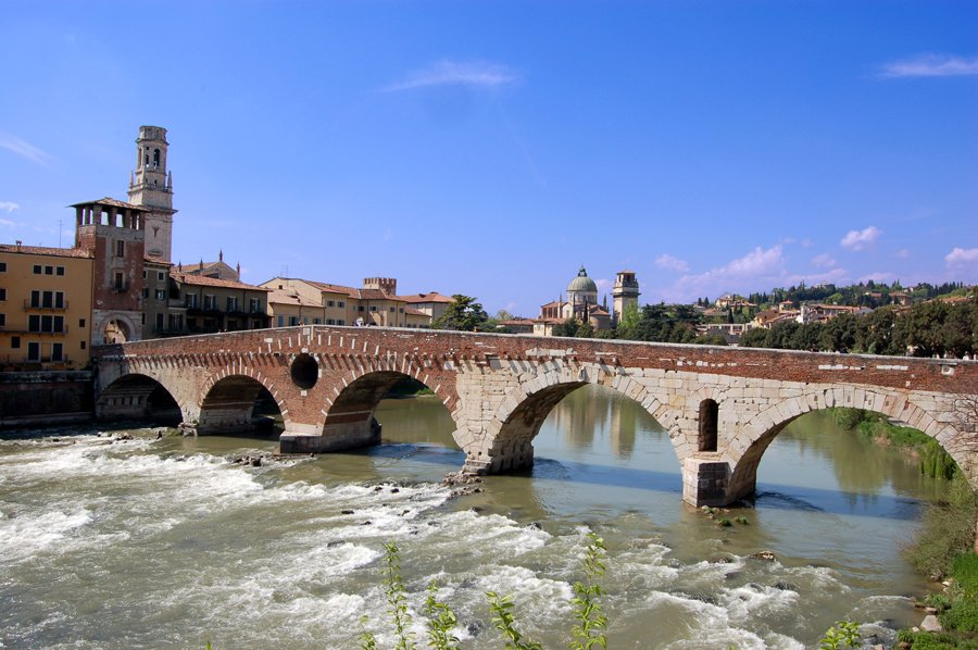 Ponte Pietra di Verona