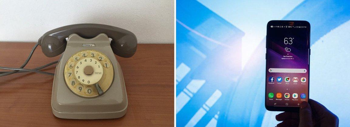 Telefono SIP e nuovi Smartphone