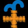 nuovo logo servizio di impiantistica